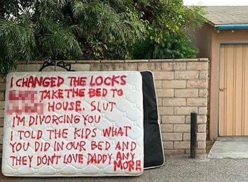 публичное послание для мужа