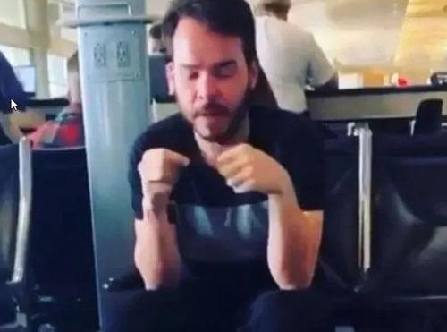 гигиена полости рта в аэропорту