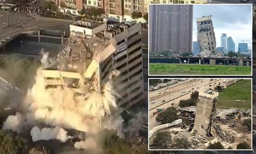 неудачный строительный взрыв