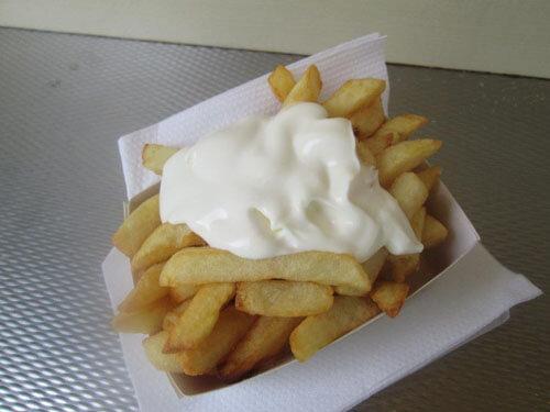 картошка фри на ужин каждый день
