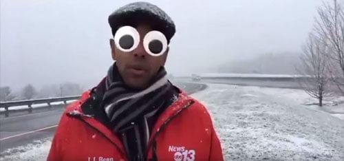 незабываемый доклад о погоде