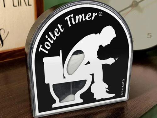 новый туалетный таймер