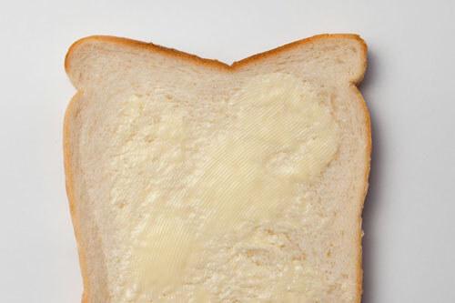 оригинальный сэндвич с лапшой