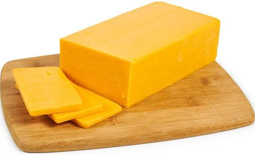 кусок сыра вместо мыла