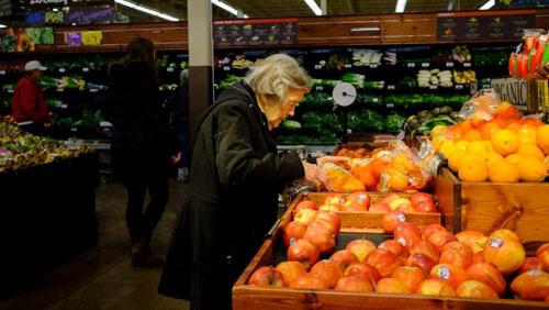 помощь пожилым покупателям