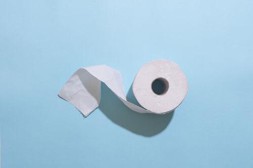 туалетная бумага в подарок