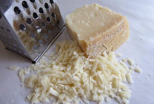 отвратительный тёртый сыр