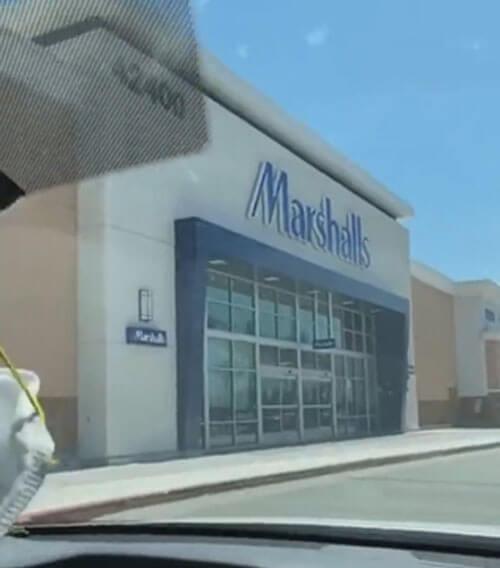 депрессивная поездка по магазинам