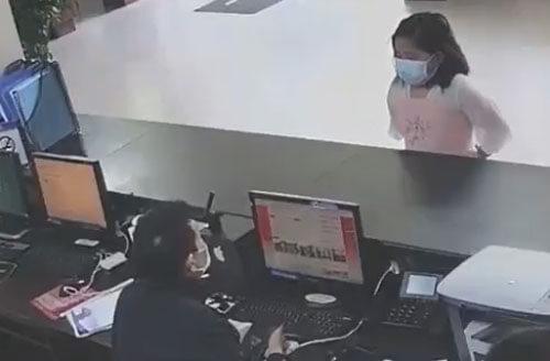 девочка пришла в полицию