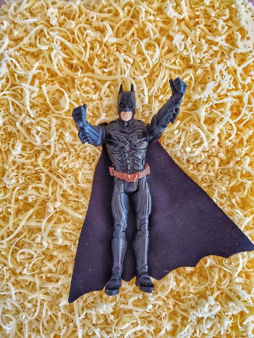 насыщенная жизнь бэтмена