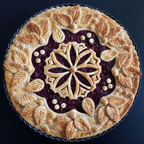 пироги как произведения искусства