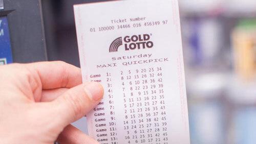 лотерейный билет в подарок