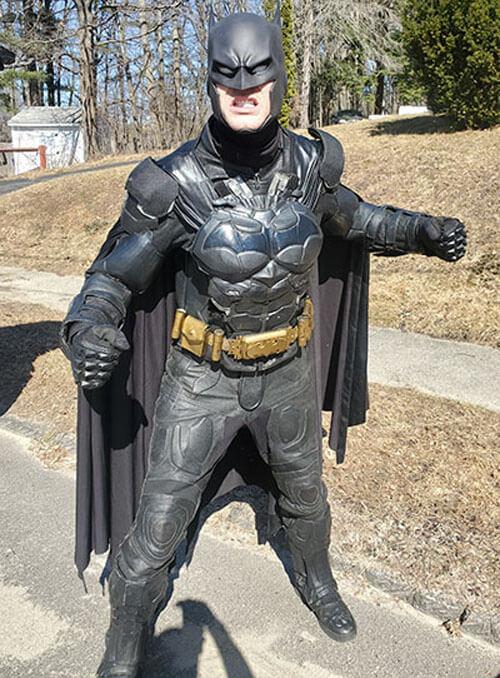 рекордный костюм бэтмена