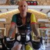 долгая поездка на велотренажёре
