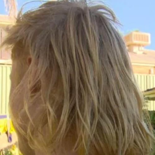 в бар не пустили из-за причёски