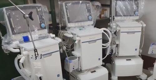 пациент умер из-за вентилятора