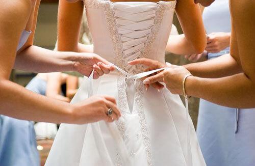 девочка не стала подружкой невесты