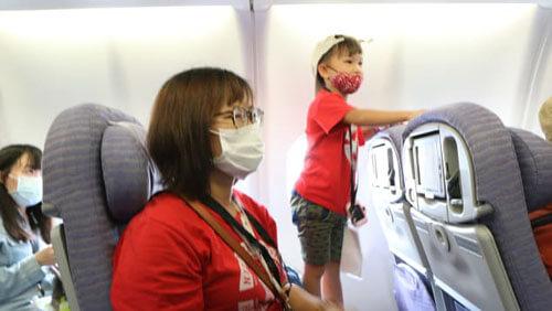 фальшивый полёт на самолёте