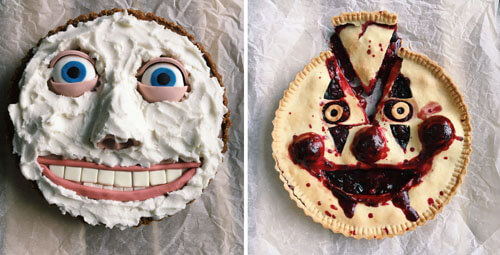 кулинарка печёт ужасные пироги