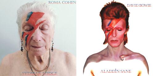 обложки дисков со стариками