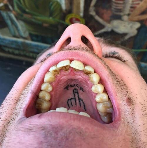 тайные рисунки татуировщика