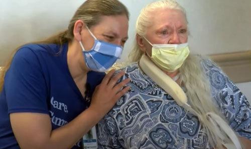 коронавирус воссоединил сестер