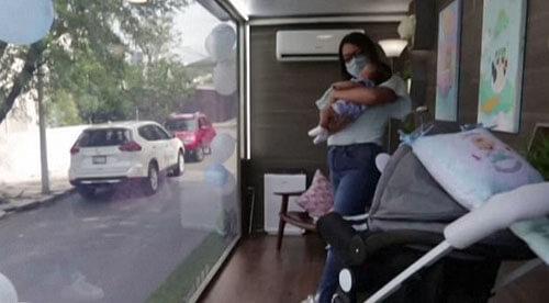 стеклянные кабины для детей