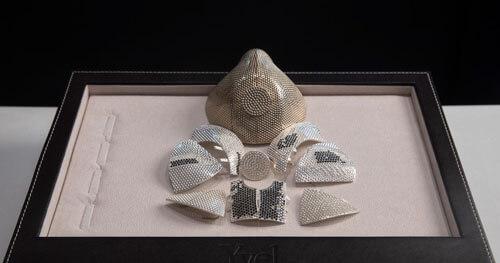 самая дорогая защитная маска