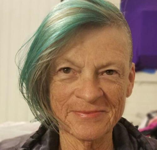 смелые стили пожилых людей