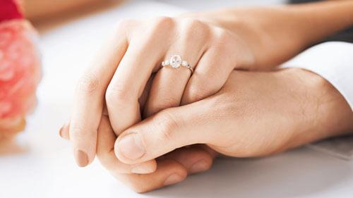 фальшивое обручальное кольцо