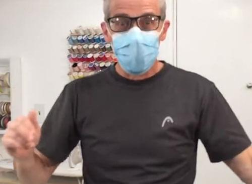 очки запотевают из-за маски