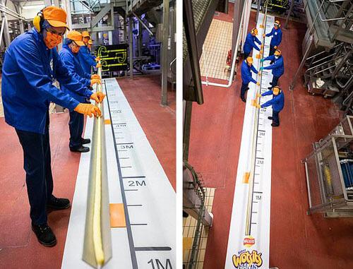 длинная кукурузная палочка