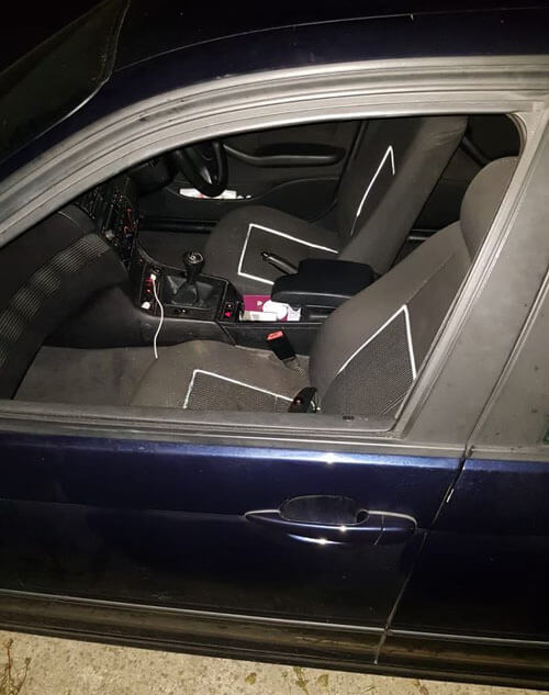 пассажирка выпала из окна машины