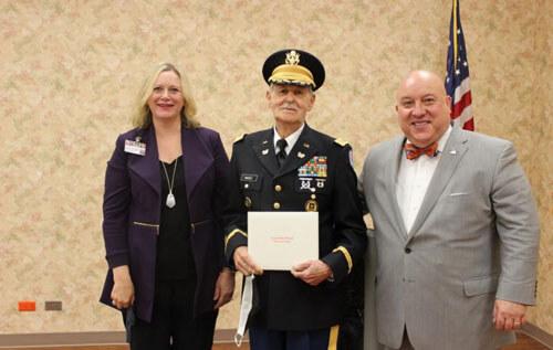 школьный диплом для ветерана
