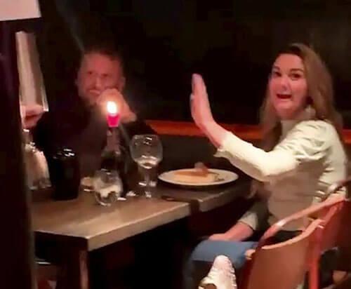 первое свидание с предложением
