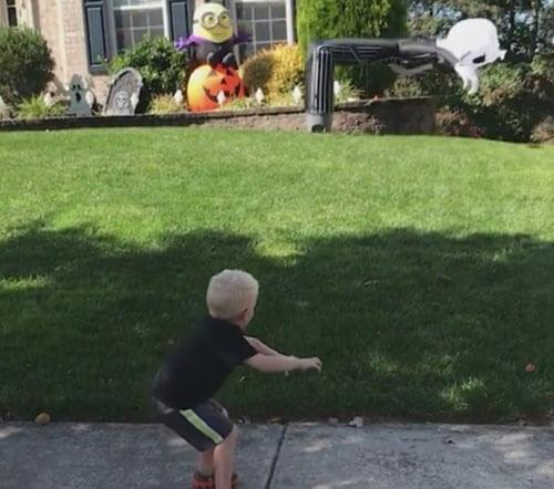 танцевальная битва мальчика