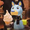 роботы готовят мороженое