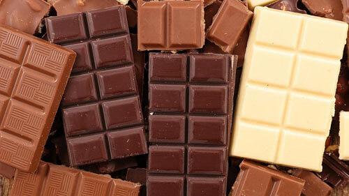 где спрятать от детей шоколад