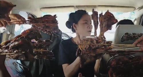 атака торговцев мясом