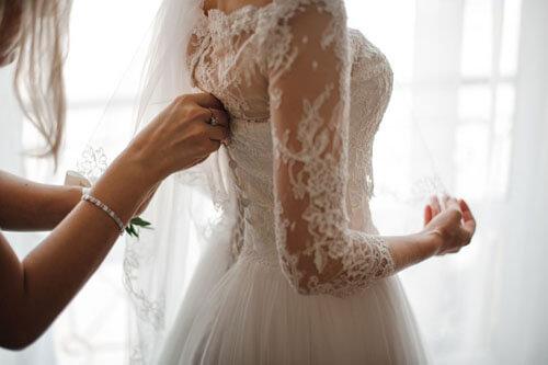 свадебные платья для сестёр
