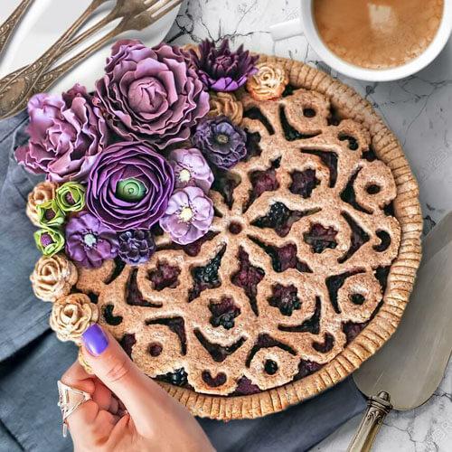 пироги талантливой мастерицы