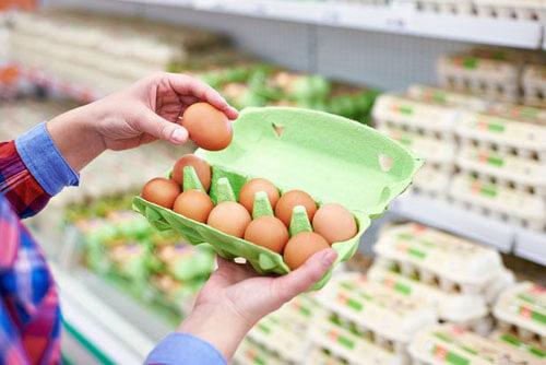 как нечестно сэкономить на яйцах