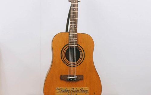 удивительная шоколадная гитара