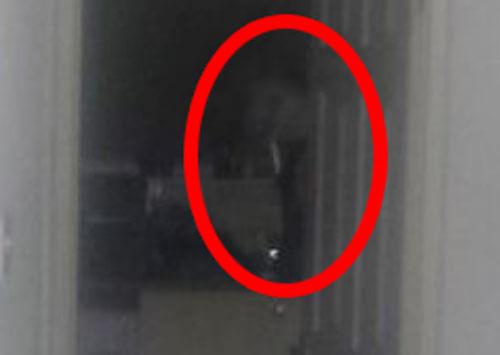 страшная фигура шумела на кухне