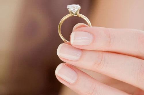 слишком дешёвое кольцо
