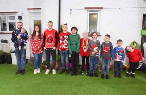 рождество с одиннадцатью детьми