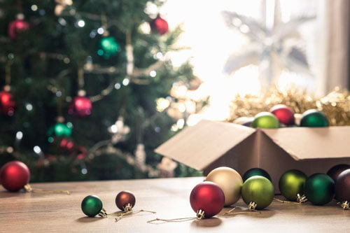 беспорядок связанный с рождеством