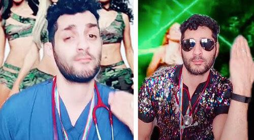 видеоролики танцующего доктора