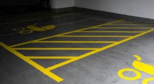 оскорбление из-за парковки