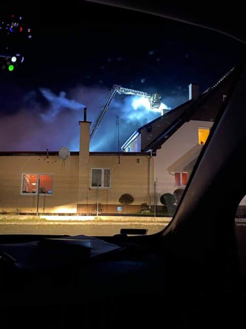 ангел-хранитель для пожарных
